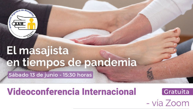 Conferencia - Invitación a Alicia Damiano